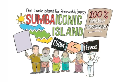 The Iconic Island for Renewable Energy Sumba Iconic Island